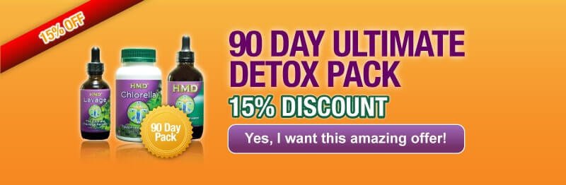 90 Day Ultimate Detox Pack Image