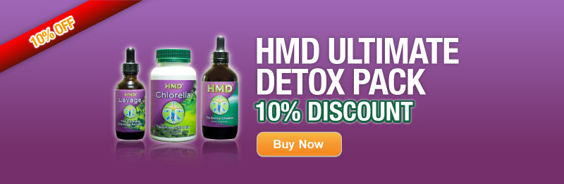 HMD Ultimate Detox Pack Image