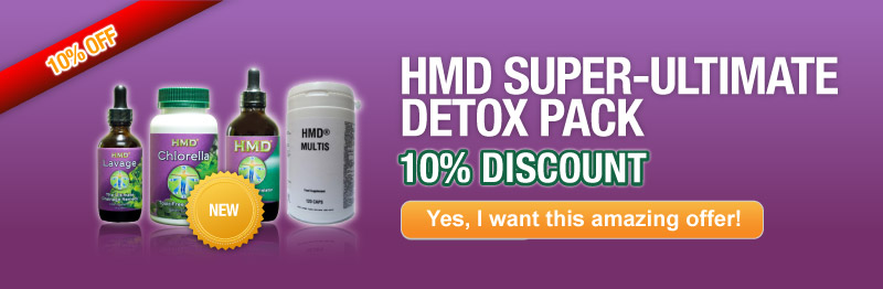 HMD Super-Ultimate Detox Pack Image